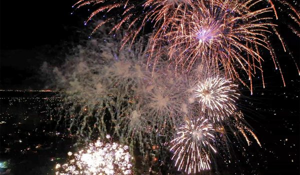 2019 British Musical Fireworks   Victoria Park, Southport